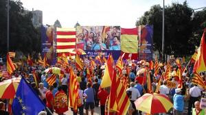 12 Octubre Plaza Cataluña