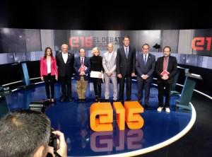 Gran Debate del 27S en TV3