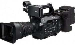 Nuevo sistema de vídeo, la cámara Sony PXW-FS7