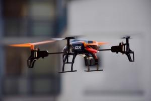 La tecnología de drones para eventos