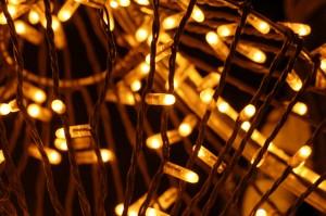 La iluminación, protagonista de la Navidad