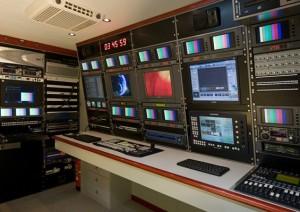 Cobertura profesional y eficaz para diferentes retransmisiones